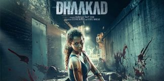 Dhaakad New Poster With A New Release Date