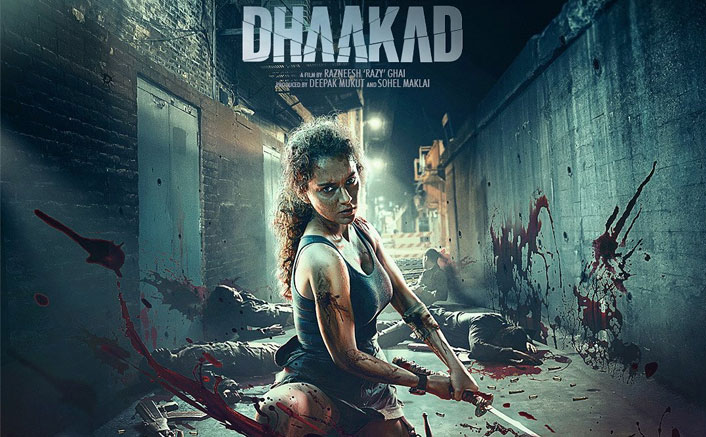 Dhaakad First Look Posters Ft. Arjun Rampal & Divya Dutta On 'How's The  Hype?': BLOCKBUSTER Or Lacklustre?