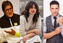 Welcome 2021: Sonam Kapoor, Priyanka Chopra, Akshay Kumar, Amitabh Bachchan & Other Bollywood Celebs Welcomed The Year With Love