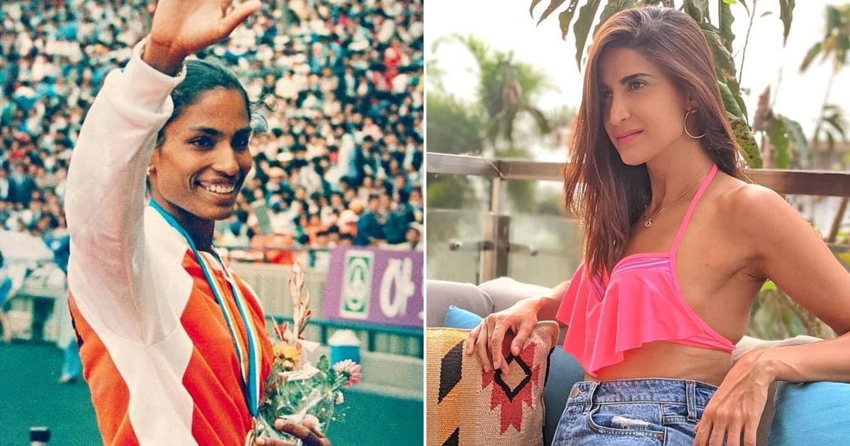Aahana Kumra Draws Inspiration From PT Usha To Achieve Athletic Built