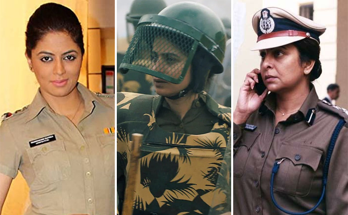 Kavita Kaushik To Shefali Shah: Take A Look At Actresses Who Played The Role Of A Cop On Small Screen