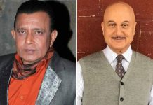 Actor Mithun Chakraborty and Anupam Kher's 'The Kashmir Files' film shooting canceled
