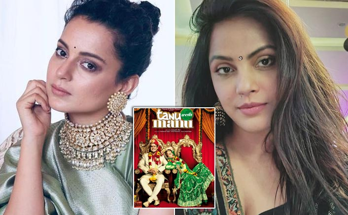 Actress Neetu Chandra Says She Was Cast For Tanu Weds Manu Before Kangana Ranaut