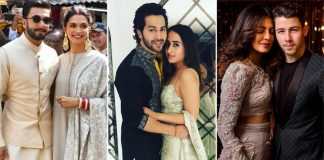 After Ranveer - Deepika & Priyanka - Nick, Varun Dhawan & Natasha Dalal's Wedding To Have No Phone Camera Policy?