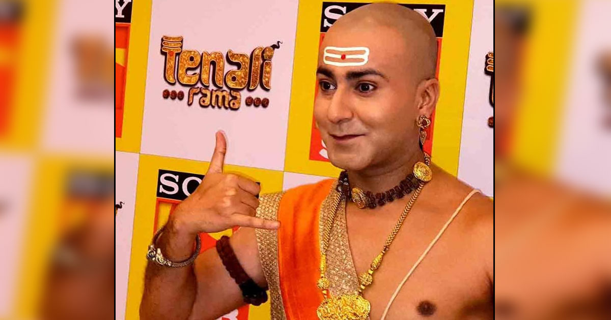 After Tenali Rama, Krishna Bharadwaj rejected many offers of bald roles!