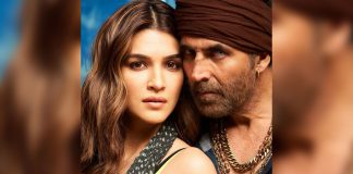 Bachchan Pandey New Still Ft. Kriti Sanon & Akshay Kumar On 'How's The Hype?': Blockbuster Or Lacklustre?