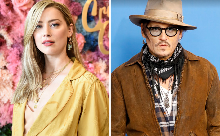Amber Heard responds to Depp's $7 million claim