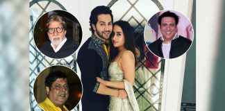 Amitabh Bachchan & Family, Govinda Are Not Invited For Varun Dhawan Wedding?