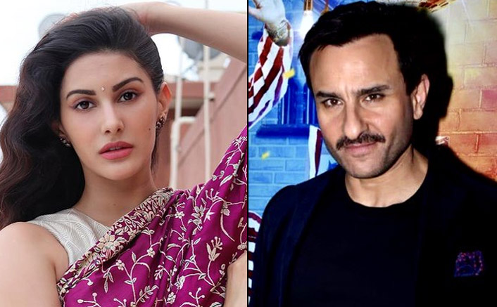 Amyra Dastur recalls starstruck moment with Saif Ali Khan
