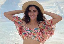 Ananya Panday is 'mentally' still in Maldives
