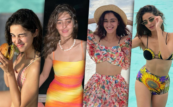 Ananya Panday's Maldives Wardrobe Is The Place Newlywed Brides Would Want To Steal For Their Honeymoon Outfits; Check Out