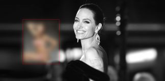 Angelina Jolie Looks Hot As Ever In A Throwback Portrait Pic In A Bikini From 1991, Check Out