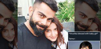 Anushka Sharma & Virat Kohli's Baby Welcomed With Hilarious Memes Ft. Taimur Ali Khan, Taarak Mehta Ka Ooltah Chashmah & More