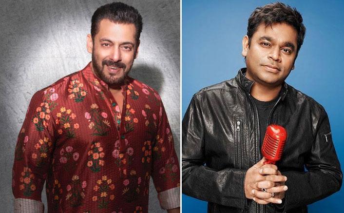 AR Rahman Originally Composed The Song 'Jai Ho' For Salman Khan's Film Yuvvraj