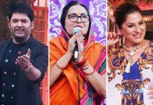 Kapil Sharma Flirts With Jaya Prada, Archana Puran Singh Takes A Dig