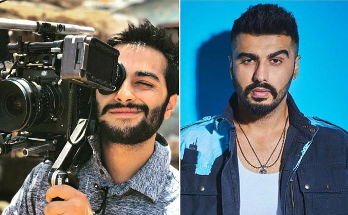 Arjun Kapoor & Vishal Bharadwaj's Son Aasmaan Join Hands For A Thriller?