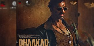 Arjun Rampal looks spine chilling as a villain in a never seen before Avatar in Soham Rockstar Entertainment's mega actioner DHAAKAD, new poster out now