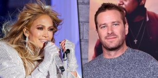 Armie Hammer Steps Out Of Jennifer Lopez Starrer Shotgun Wedding