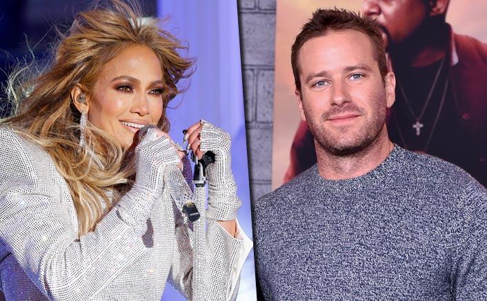 Armie Hammer Steps Out Of Jennifer Lopez Starrer Shotgun Wedding