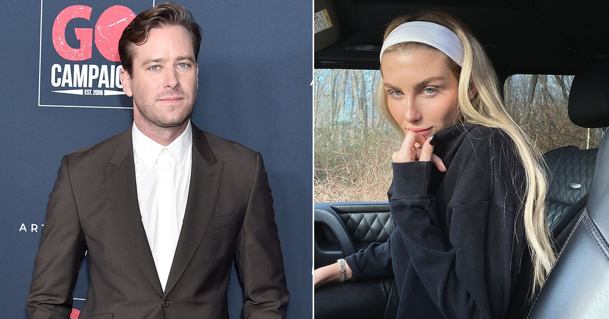 Armie Hammer's Ex Paige Lorenze Opens Up About Disturbing Facts From Their S*xual Relationship