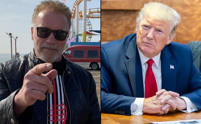 Arnold Schwarzenegger Condemns President Trump & Compares Attack On US Capitols To 1938's Kristallnacht