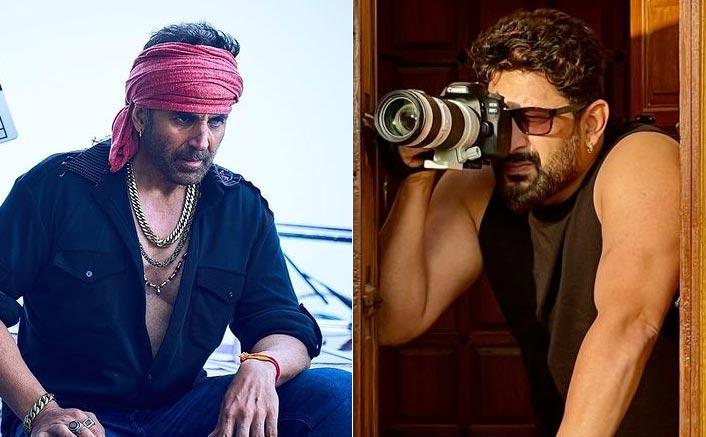 Arshad Warsi calls Akshay Kumar a multitalented super human