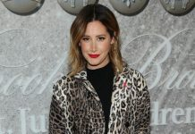 Ashley Tisdale On Public Scrutiny Over Getting A Nose Job!