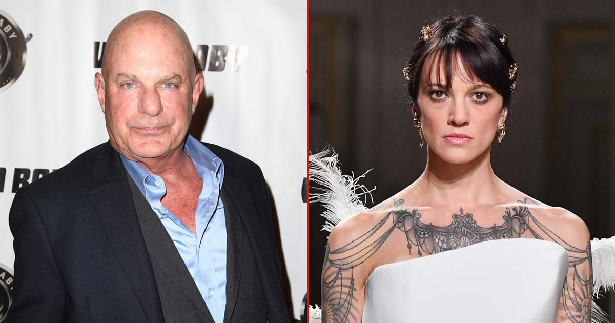 Asia Argento Accuses Rob Cohen Of S*xual Abuse