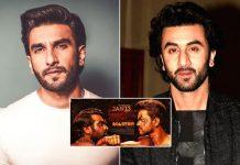 Audience Chooses Ranbir Kapoor – Ranveer Singh For Master Remake