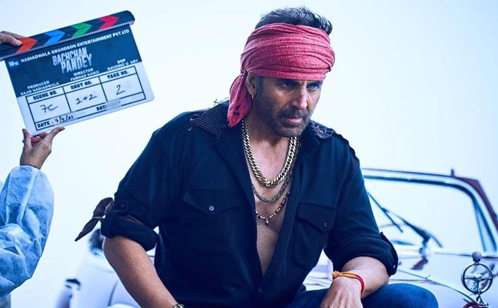 Akshay Kumar Looks Impressive In This Bachchan Pandey Still From Sets