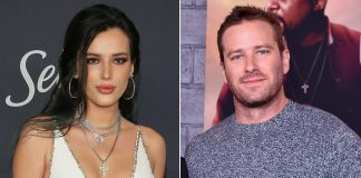 Bella Thorne Supports Armie Hammer In Cannibal Row