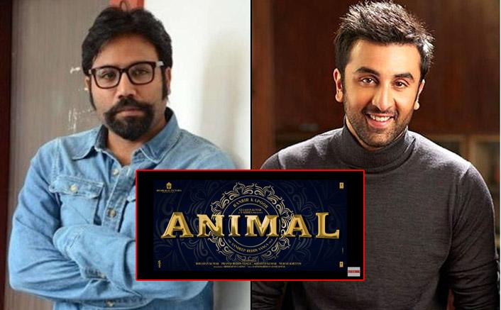 Bhushan Kumar and Sandeep Reddy Vanga announce their next film 'ANIMAL' with Ranbir Kapoor