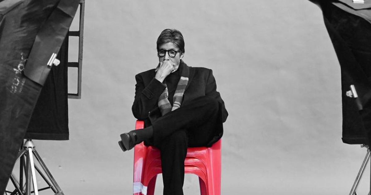 Mayday: Here Is Why Amitabh Bachchan Was Petrified On The First Day Of Shoot