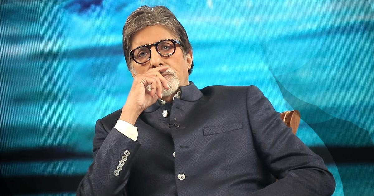"""Amitabh Bachchan: """"The World Has Become A 'Masked Wonder'"""""""