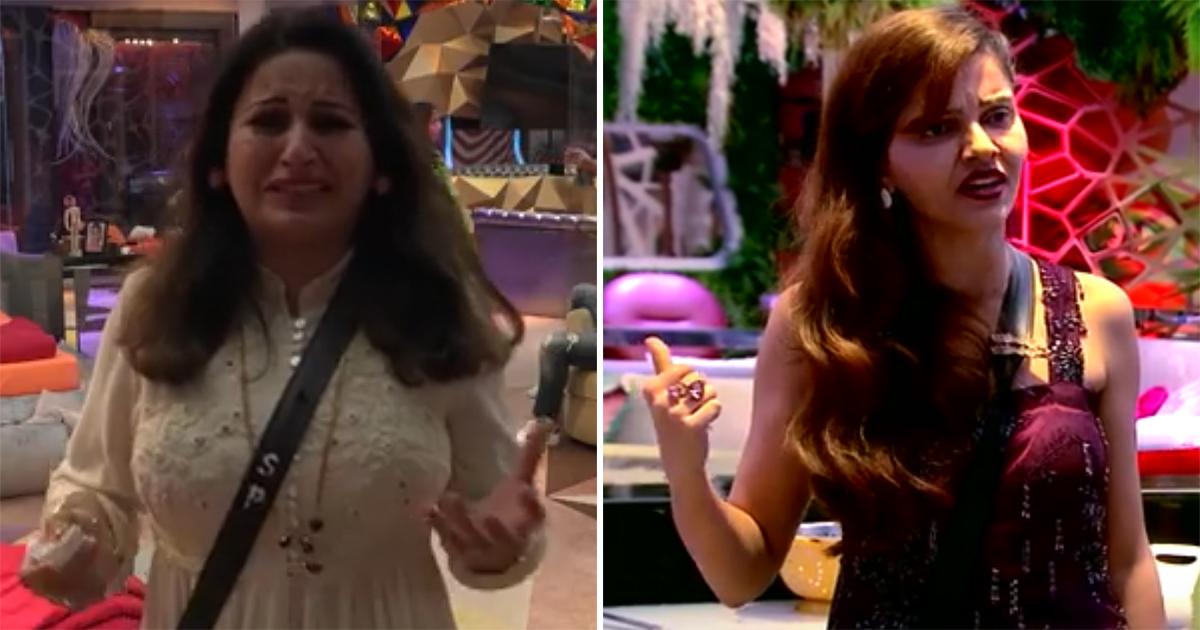 """Bigg Boss 14: Sonali Phogat On Rubina Dilaik's Vyaktitva """"Woh Dusro Ke Jagdo Mai Kood Ti Hai"""""""