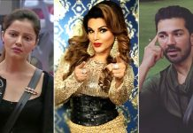 Bigg Boss 14 Promo: Rakhi Sawant Shocked Everyone By Scribbling 'I Love You Abhinav' All Over Her Body