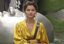 Bigg Boss 14: 'Shikshika' Rubina Dilaik getting into aggressive mode?