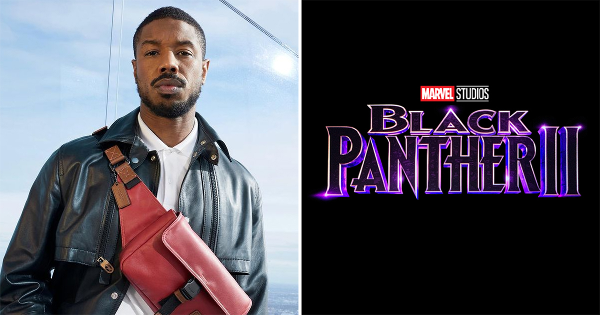 Black Panther 2: Michael B Jordan Reveals If He Would Want To Star In The Sequel