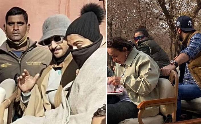 Ranbir Kapoor-Alia Bhatt & Ranveer Singh-Deepika Padukone ...