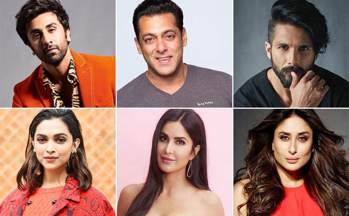 After Splitting Way, Bollywood Ex-Couples Ranbir Kapoor-Deepika Padukone, Salman Khan-Katrina Kaif & Others Sizzled On The Silver Screen