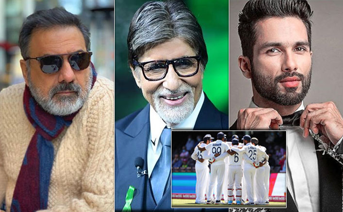 Bollywood lauds India's historic draw versus Aussies post racial abuse