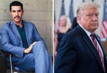 Borat Star Sacha Baron Cohen Demands Donald Trump's YouTube Ban!