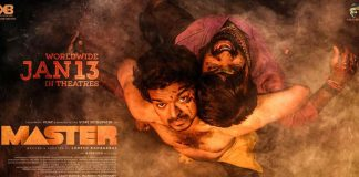 Box Office - Master enters second week, but drop expected