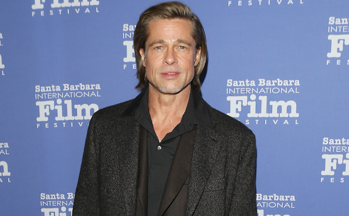 Brad Pitt Shows Off His Back Tattoos While Snorkeling Over The Weekend