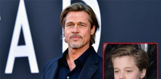 Brad Pitt In 1988 Looked Like A Spitting Image Of Shiloh, His Daughter With Angelina Jolie & This Image Is The Proof!