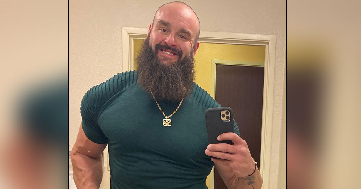 Braun Strowman Looks Ripped As Ever