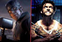 Captain America To Fight Wolverine In Chris Evans' Marvel Comeback?