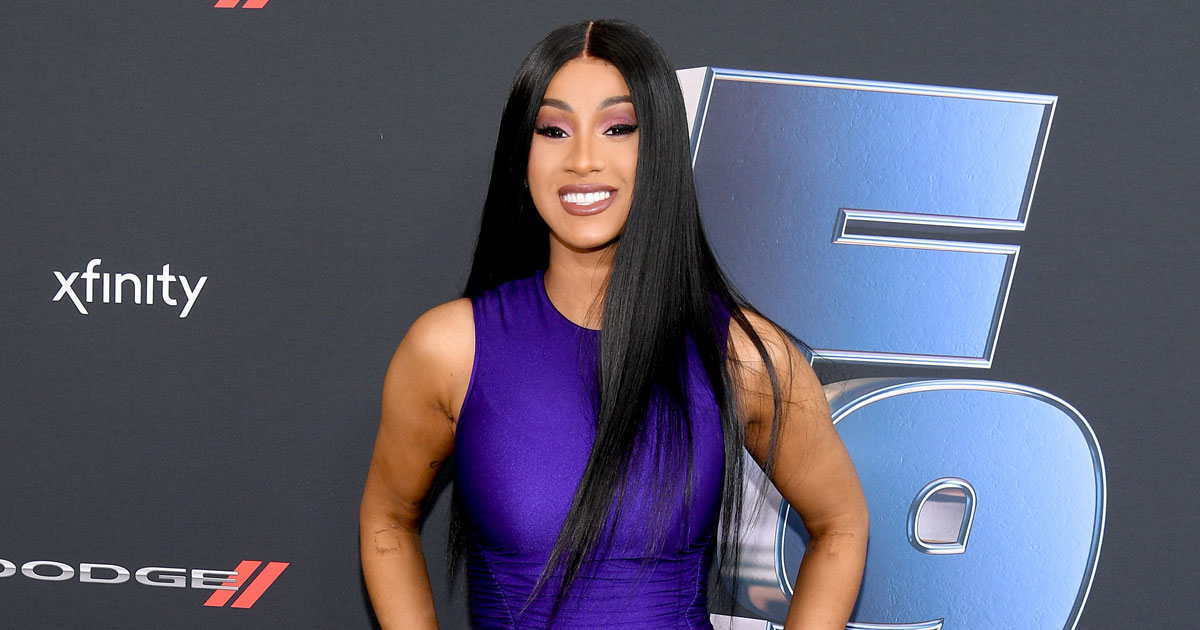 Cardi B Shares A Picture Of An Alleged Robbery Suspect On Her Instagram & Asks Fans To Help Her Locate Him