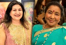 Chandana Dixit recalls losing a song to legendary Asha Bhosle