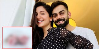 Check Out The First Picture Of Virat Kohli & Anushka Sharma's Baby!